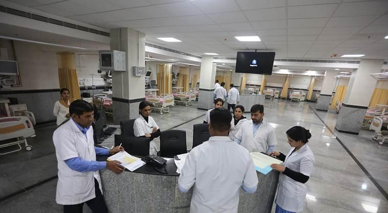 Inside India's largest cancer hospital