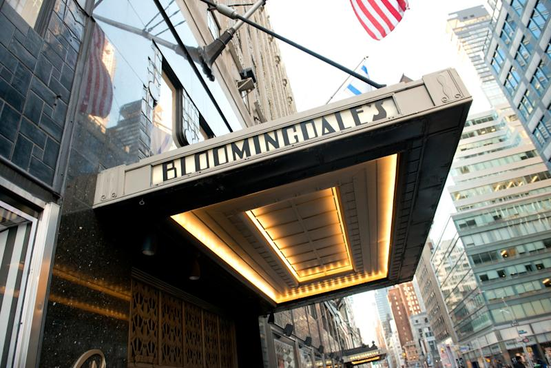 A woman has accused Bloomingdale's flagship store on Lexington Ave. of having an offensive sign. (Photo: Getty Images)