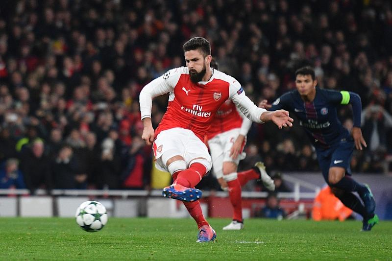 Wenger 'disappointed' following PSG draw