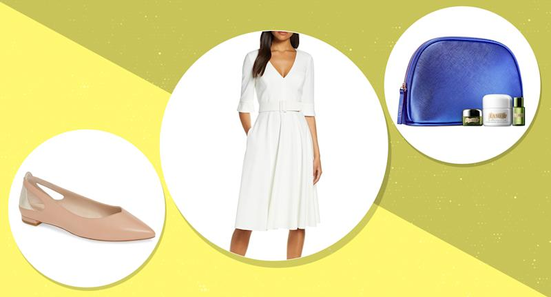 The highly-anticipated Nordstrom Anniversary sale is underway, and you can expect some of the best deals on closet staples you'll wear all year long. (Photo: Nordstrom)
