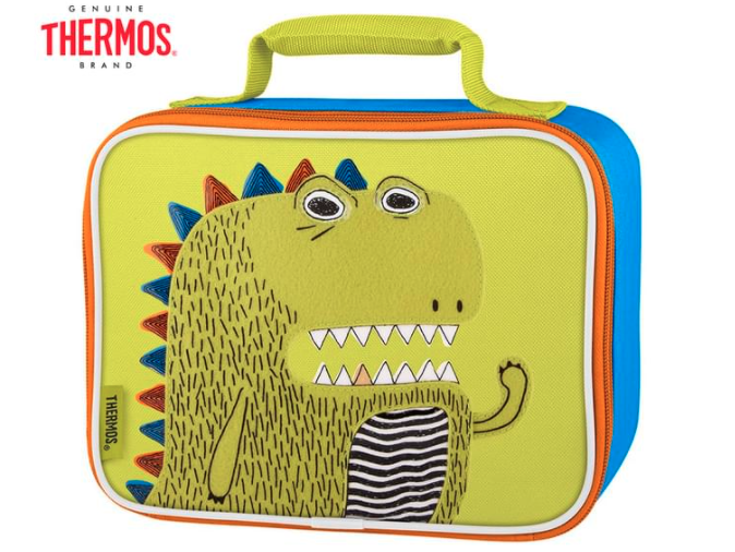 Thermos Soft Fun Faces Lunch Kit - $9.95. Photo: Supplied