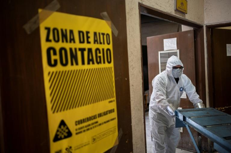 'Close to dying': Mexican lives upended by pandemic