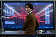 """Ben Whishaw in Columbia Pictures' """"Skyfall"""" - 2012"""