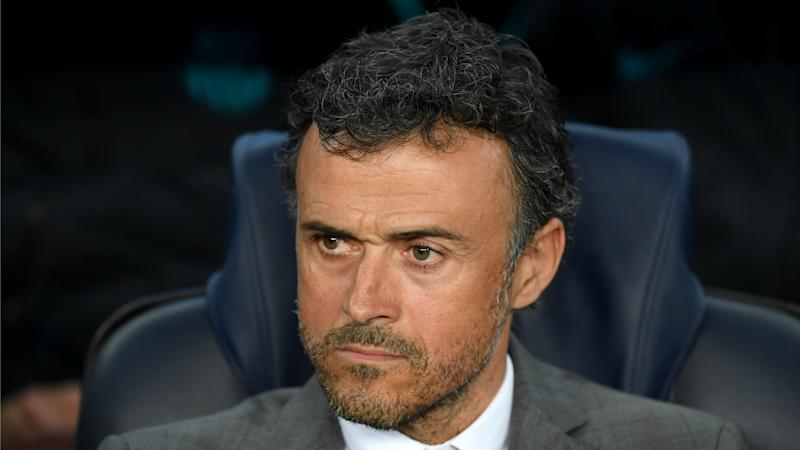 Luis Enrique blames 'very poor' first leg for Champions League exit to Juventus