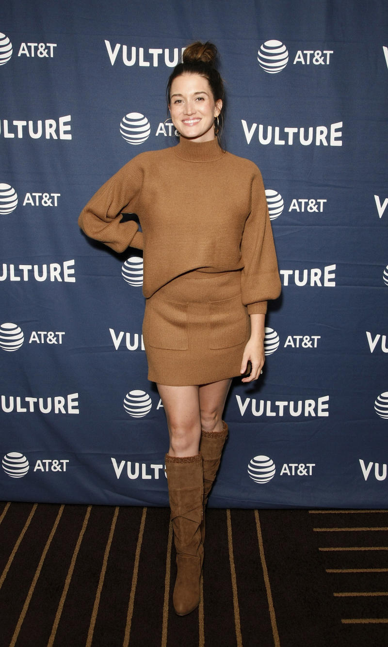 HOLLYWOOD, CALIFORNIA - NOVEMBER 09: Jade Roper Tolbert attends Vulture Festival at The Roosevelt Hotel on November 09, 2019 in Hollywood, California. Photo: imageSPACE/MediaPunch /IPX