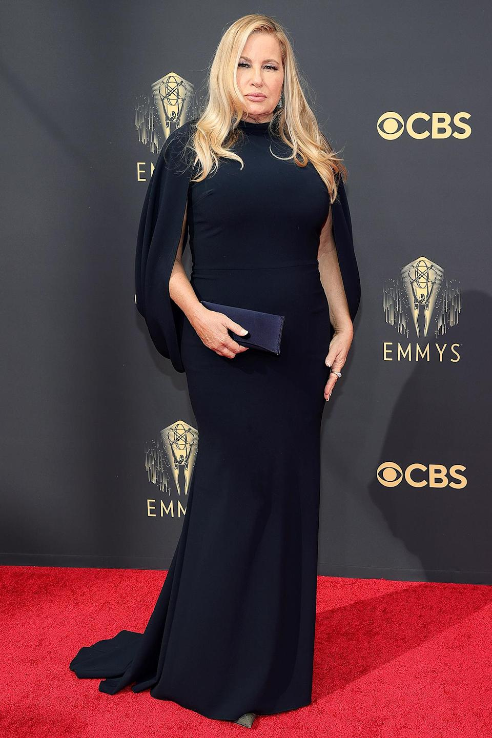 """<p><strong>""""Besides these nominees being talented actors, they have something else in common. What is it? I want you to know, nominees, that you all have overcome the incredible handicap in this business of being men. Bravo gentlemen, wherever you are!""""</strong></p> <p>— Jennifer Coolidge, getting a laugh out of the audience while introducing the nominees for outstanding lead actor in a comedy series </p>"""