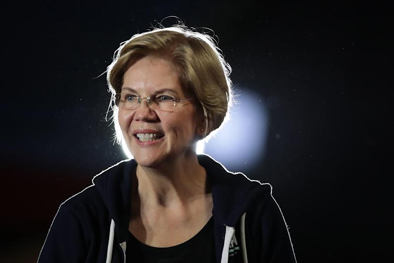 Warren lands key endorsements ahead of New Hampshire primary