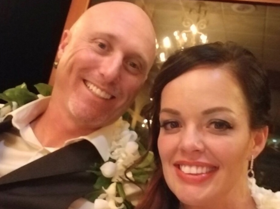 Nikki and Will Lewis had married just days before her freak accident. (Photo: Courtesy of Nikki's Hope/GoFundMe)