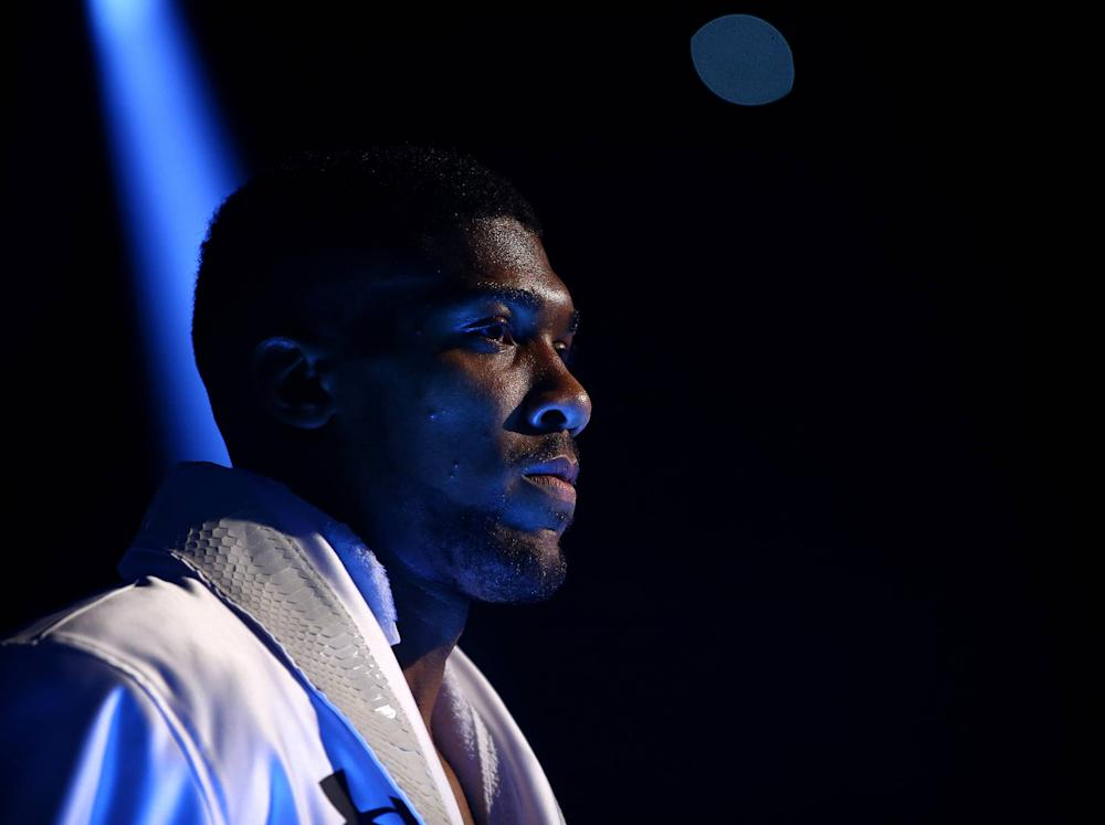 The unified champion has lined up three fights in 2018: Getty