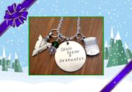 """<p>When you want to show off that you have an unquenchable thirst to see Oliver and Felicity together, but you want to do it subtly and in a fashionably understated way, try a charm necklace. There are a number of different options, including """"You have failed this omelette"""" and a necklace for fans of Diggolicity when just one ship won't do. (Credit: <a rel=""""nofollow noopener"""" href=""""https://www.etsy.com/listing/265885443/arrow-olicity-hand-stamped-necklace?ref=shop_home_active_47"""" target=""""_blank"""" data-ylk=""""slk:Etsy.com"""" class=""""link rapid-noclick-resp"""">Etsy.com</a>) </p>"""