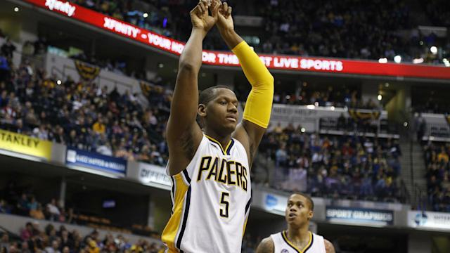 <p>After a year in the G-league Lavoy Allen gets another chance to enter the NBA. Here are four more goose eggs to know about the Wizards' training camp invitee.<br> </p>