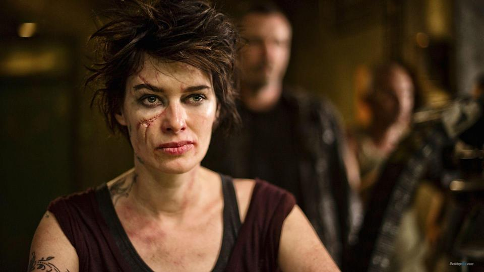 <p> <strong>Comic origin:&#xA0;</strong>N/A&#xA0; </p> <p> <strong>Played by&#xA0;</strong>Lena Headey&#xA0; </p> <p> Lena Headey tapped the effortlessly charismatic influence of imperious punk- poet Patti Smith to play Ma-Ma, a scarred ex-prostitute turned crime boss/drug lord with a soul blacker than her eyes and gloriously unkempt goth-riot hair. The script pitches Madeline Madrigal as an &#x201C;obese septuagenarian&#x201D;, but Headey owns the role with the same unforced authority she brings to a Gatling gun massacre. Deathly malevolence oozing from every whispered syllable, Ma-Ma is a walking personification of sociopathic cruelty: witness the guys she has dosed up on the drug Slo-Mo (it extends the suffering), skinned and tossed off a balcony for the messy evidence. </p> <p> <strong>Most Dastardly Moment</strong>: Removing Clan Techie Domhnall Gleeson&#x2019;s eyeballs by hand.&#xA0; </p> <p> <strong>Killer One-Liner</strong>: &#x201C;You&#x2019;re a piece &#xA0;of work, Dredd. But so am I.&#x201D; </p>