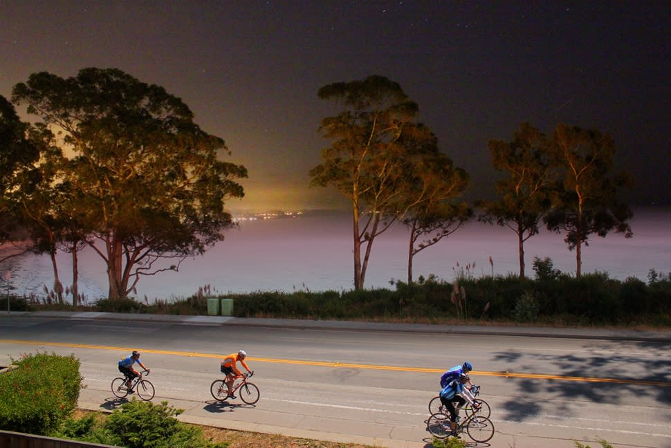 This image combines daytime and sunset.  (Photo: Wai-ling Quist / Gizmodo.com)