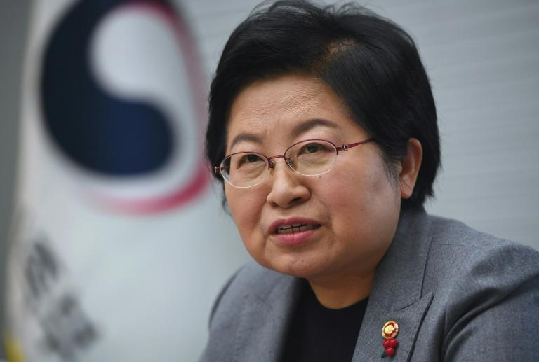 South Korea's Family Minister Chung Hyun-Back was appointed to try to reverse the world's lowest birth rates