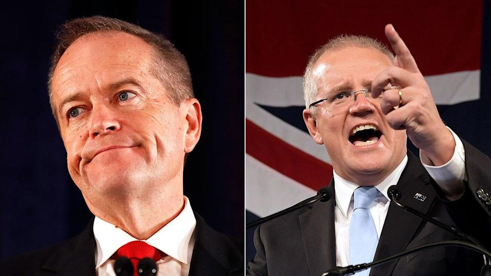 Bill Shorten was strongly tipped to beat Scott Morrison in the 2019 Federal election. Pic: Getty