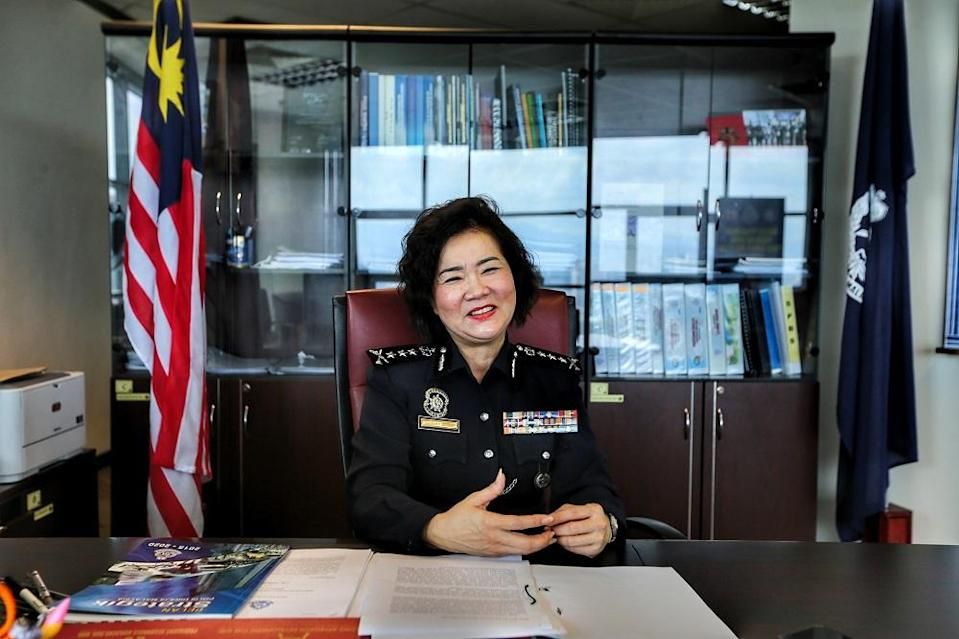 Since her appointment, Lee has been receiving support not just from the chinese community but from the Malays and Indians as well. ― Picture by Ahmad Zamzahuri