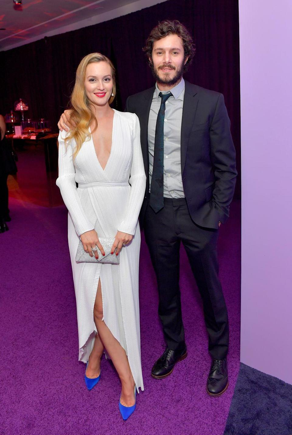 """<p>Leighton Meester, like her <em>Gossip Girl </em>co-star Blake Lively, tends to keep her daughter Arlo Day Brody out of the spotlight. Last March, almost two years after her daughter with husband Adam Brody was born, Leighton revealed why she doesn't talk much about her. </p><p>""""I don't talk about Arlo very much,"""" she said in an interview with<em> <a href=""""http://www.refinery29.com/2017/03/144583/leighton-meester-bio-photos-making-history"""" rel=""""nofollow noopener"""" target=""""_blank"""" data-ylk=""""slk:Refinery29"""" class=""""link rapid-noclick-resp""""><em>Refinery29</em></a></em>. """"I am very proud of <span class=""""redactor-unlink"""">that area of my life</span>. But I'm also really proud of the show, and of the work I do."""" She added, """"I think the perception is: You're an ingenue, or you're an icon, or you're a mom. There's no in between.""""</p>"""