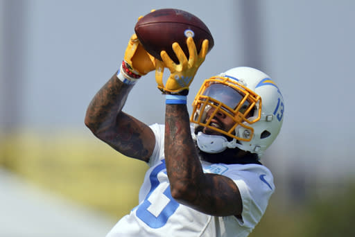 Chargers' Keenan Allen looks to show extension was worth it
