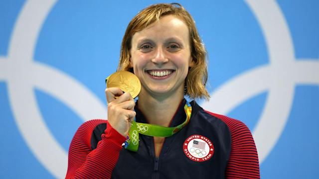 Katie Ledecky could be headed for more medal opportunities by the time the next Olympic Games rolls around.