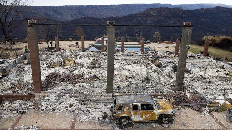 California Wildfires Utility Investigation