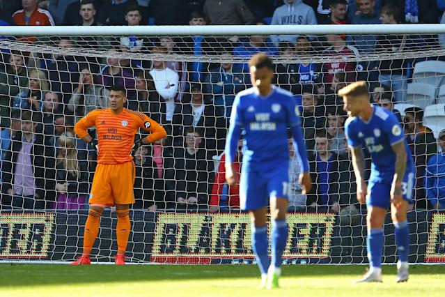 Cardiff City was relegated on the last day of the season last spring, but a playoff would have heightened the drama. (Getty)