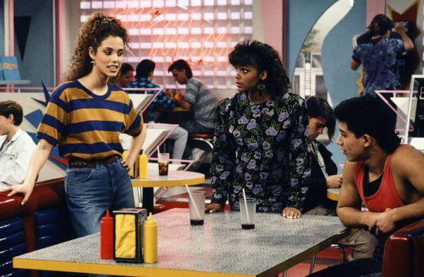 PHOTO: A scene from 'Saved by the Bell.' (NBC via Getty Images)