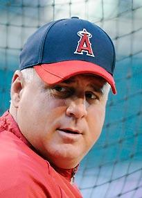 Angels manager Mike Scioscia has an interesting plan to throw at the Rangers
