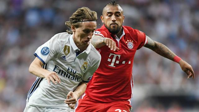 Real Madrid also had refereeing decisions to be unhappy about against Bayern Munich, insists a frustrated Luka Modric.