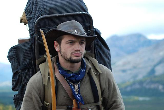 Austin Manelick, 24 years old: Since the age of 5, he has practiced subsistence hunting under the watchful eye of his Alaskan wilderness guide father.