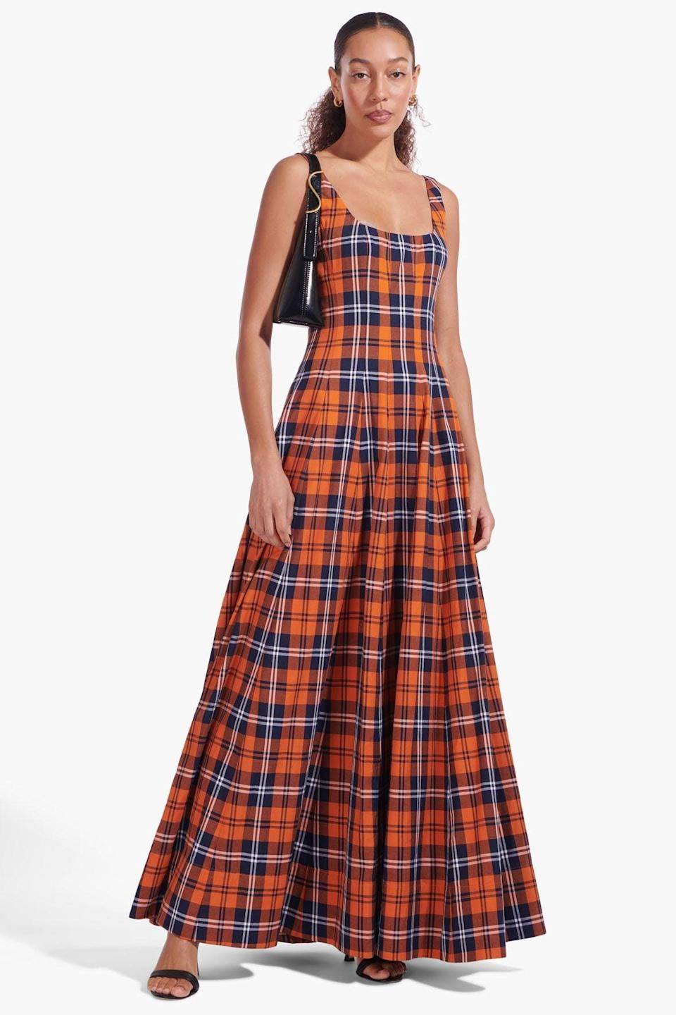 <p>How can you possibly resist this <span>Staud Wells Maxi Dress</span> ($375)? It's a favorite among out editors.</p>