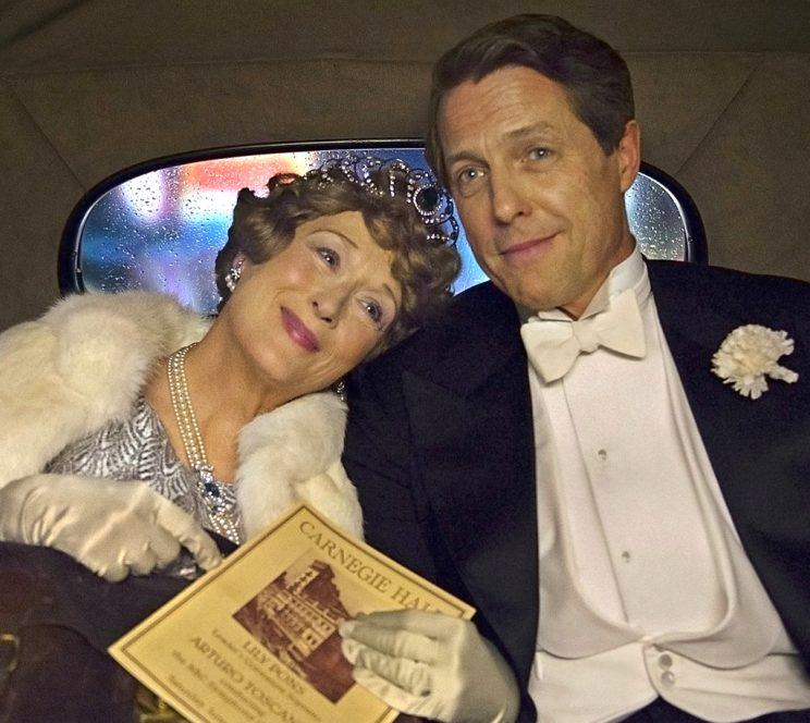 Meryl Streep and Hugh Grant in 'Florence Foster Jenkins' (Photo: Paramount)