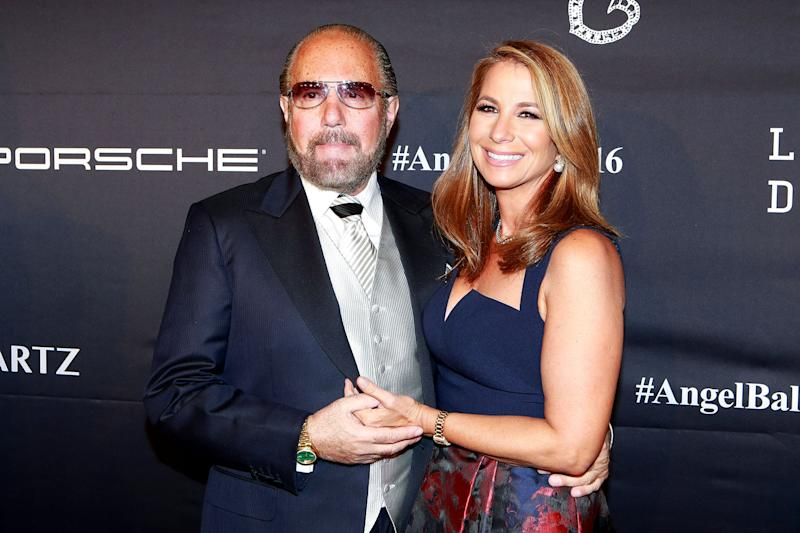 Jill Zarin Reveals Husband Bobby's Cancer Has Returned: 'We Remain Strong During This Difficult Time'