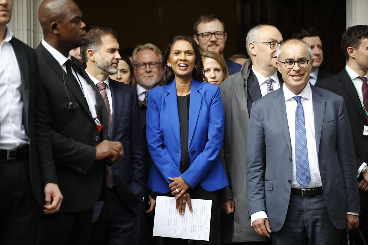"<p>What would the UK be like if it weren't for Gina Miller? 2019 marked the second year that the businesswoman and campaigner took on the government and won. In 2018, she filed legal action against the government for trying to trigger Article 50 without parliament's consent - and won. This year, she went up against Prime Minister Boris Johnson's attempt to suspend Parliament, a move she considered unlawful and undemocratic. Once again, the Supreme Court voted in her favour. What this meant was that Johnson was unable to push through his controversial Brexit plan without parliamentary scrutiny. For the second time, Miller, through sheer tenacity and passion, fought for British democracy.</p><p><a class=""body-btn-link"" href=""https://www.harpersbazaar.com/uk/culture/a26750885/gina-miller-what-does-it-mean-to-be-a-heroine/"" target=""_blank"">GINA MILLER: WHAT IT MEANS TO BE A HEROINE</a></p>"