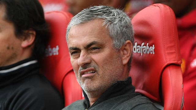 Manchester United host Premier League leaders Chelsea on Sunday and Jose Mourinho believes the gap between the sides is clear to see.