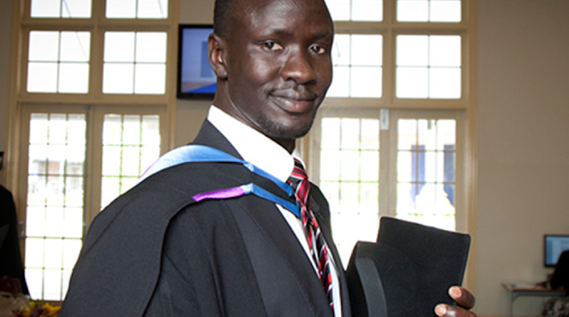 Deng Adut came to Australia as a refugee following his life as a child soldier in Sudan.