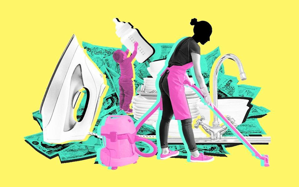 Have you ever stopped to work out how many hours you spend on housework?