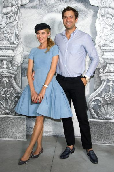 Diane Kruger and Joshua Jackson attend the Chanel Haute-Couture show as part of Paris Fashion Week Fall / Winter 2012/13 at the Grand Palais on July 3, 2012 in Paris, France. (Photo by Pascal Le Segretain/Getty Images) Diane Kruger and Joshua Jackson attend the Chanel Haute-Couture show as part of Paris Fashion Week Fall / Winter 2012/13 at the Grand Palais on July 3, 2012 in Paris, France. (Photo by Pascal Le Segretain/Getty Images)