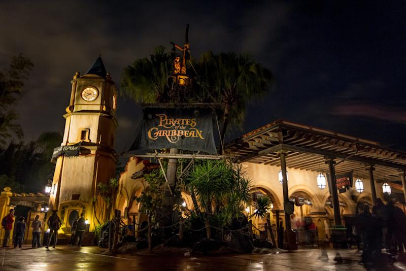 Disney is making a big change to Pirates of the Caribbean: The Ride because nothing is sacred