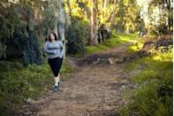 <p>Along with feeling sapped of energy, shortness of breath is something to keep an eye on, Barnhart says. Especially during physical activity, if you notice you're out of breath—and that breathlessness seems like a change from what you're accustomed to—you'll want to let your doctor know about it.</p>