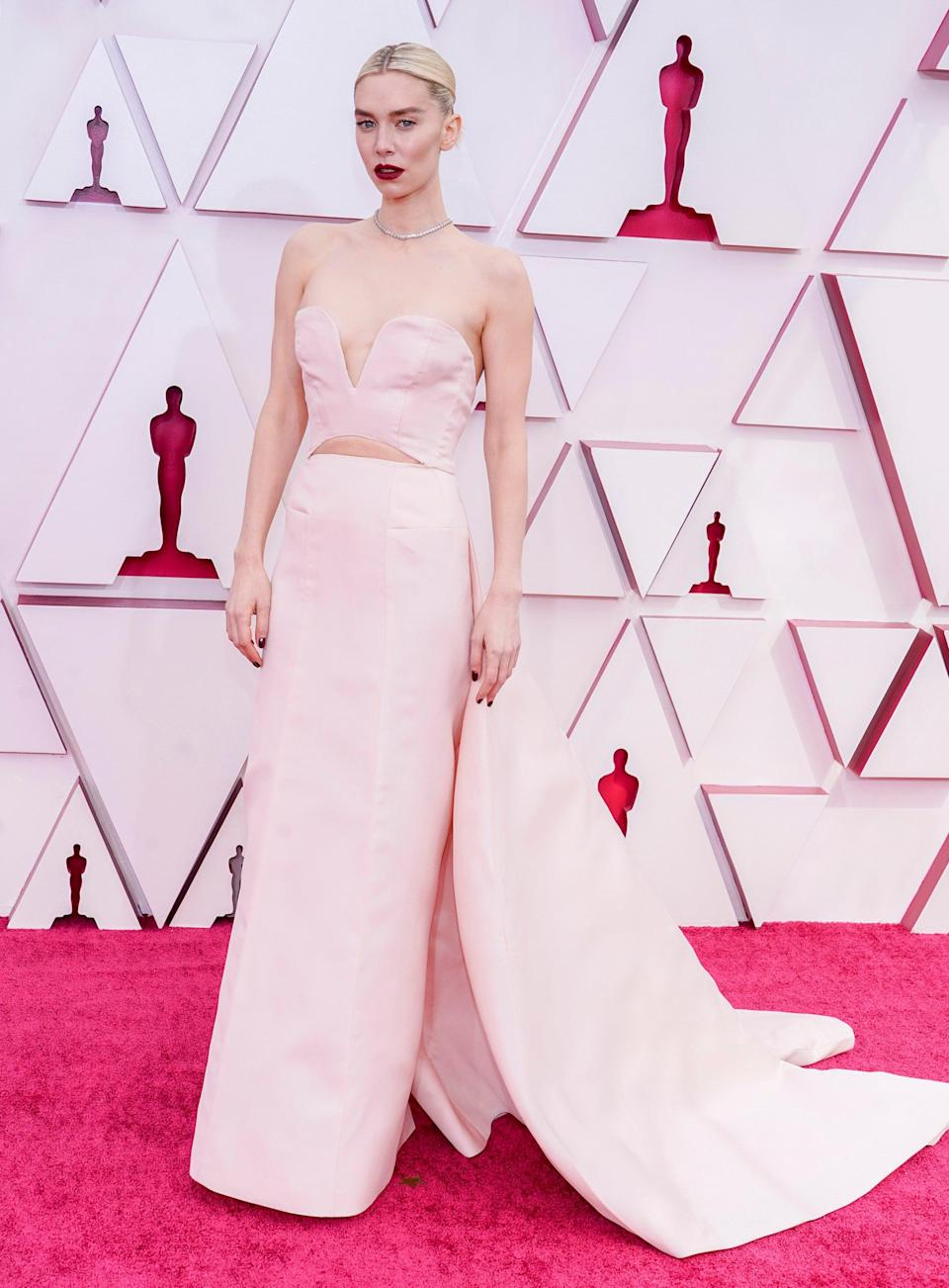 Kirby at the Oscars earlier this year (Getty Images)