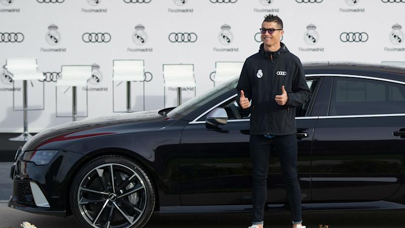 What cars does Ronaldo drive? Ferraris, Bugattis and other vehicles owned by the Real Madrid superstar