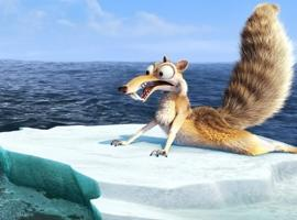 WATCH: Ice Age Mocks 'The Artist'