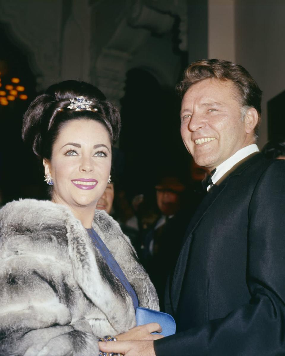 <p>Their rocky relationship lead to two marriages and two divorces (with the last finalized in 1976), but the movie stars joined forces one more time in 1983 to perform in the play <em>Private Lives </em>together.</p>