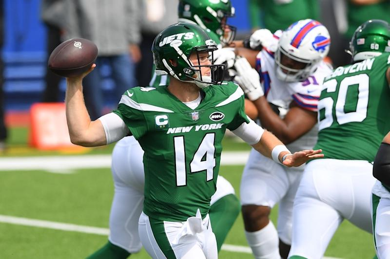Sam Darnold takes full blame for Jets lack of offense: 'I put that on my  shoulders'