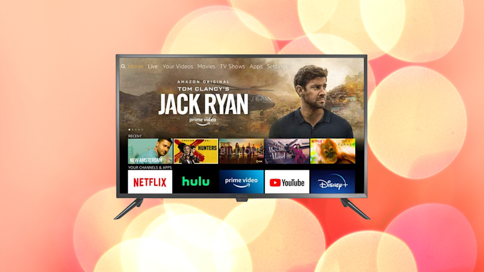 Just $90 for a Fire TV Edition? We're sold. (Photo: Amazon)