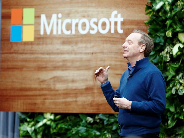 microsoft brad smith