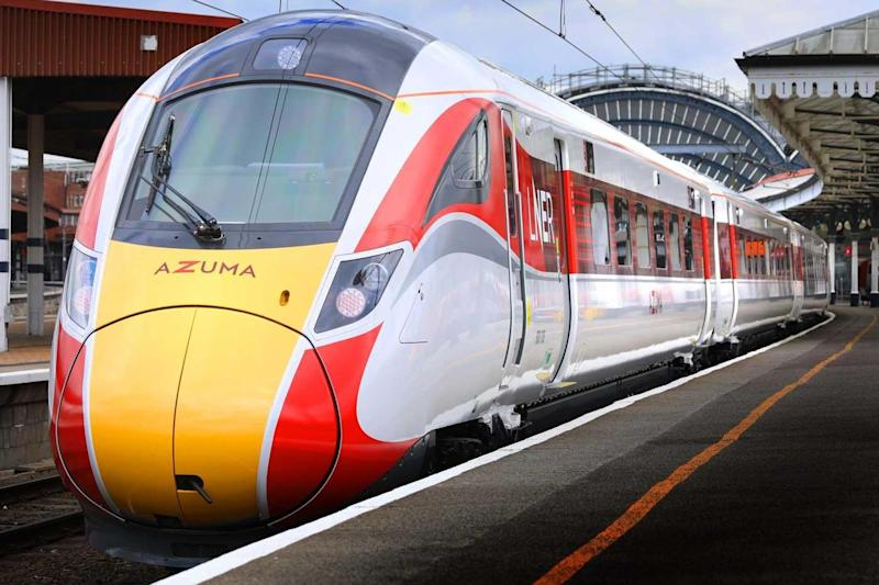 Bargain hunter: LNER is offering rail travel for under 5p per mile until 3 September. Terms and conditions apply: LNER