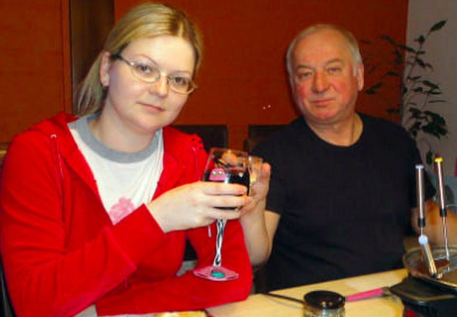 <em>The United States has imposed sanctions on Russia over the Sergei Skripal poisoning (Rex)</em>