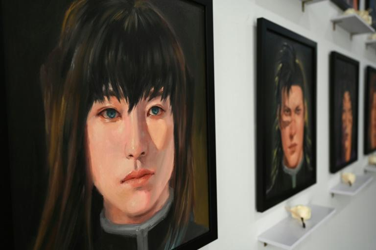 A new exhibition in Bangkok pays tribute to fictional heroes who met an untimely death in anime series