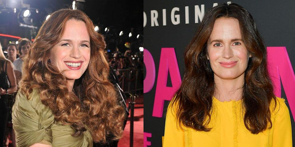 """<p>After Esme Cullen, Reaser may be best known for playing grown-up funeral home director Shirley Crain in the Netflix hit <em><a href=""""https://www.netflix.com/title/80189221"""" rel=""""nofollow noopener"""" target=""""_blank"""" data-ylk=""""slk:The Haunting of Hill House"""" class=""""link rapid-noclick-resp"""">The Haunting of Hill House</a>. </em>She's also popped up on prestige shows like <em><a href=""""https://www.oprahdaily.com/entertainment/a36664841/handmaids-tale-season-5-premiere-date-trailer-news/"""" rel=""""nofollow noopener"""" target=""""_blank"""" data-ylk=""""slk:The Handmaid's Tale"""" class=""""link rapid-noclick-resp"""">The Handmaid's Tale</a>, </em><em>True Detective, </em>and <em>Mad Men. </em></p>"""